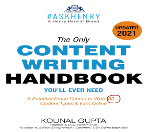 the only content writing handbook you'll ever need
