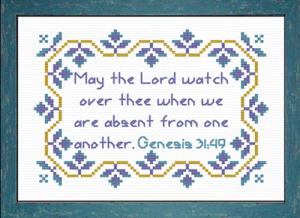 watch over thee