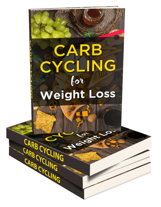 First Additional product image for - 2021 Ultimate Carb Cycling For Weight Loss
