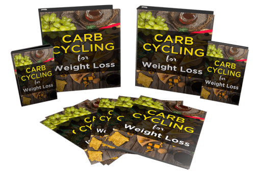 Fourth Additional product image for - 2021 Ultimate Carb Cycling For Weight Loss