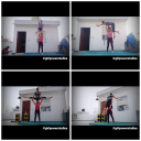 Novice girl's attempts at advanced lifts | Movies and Videos | Special Interest