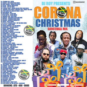 dj roy corona christmas dancehall mix