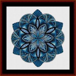 Mandala 20 (Small) cross stitch pattern by Cross Stitch Collectibles | Crafting | Cross-Stitch | Other