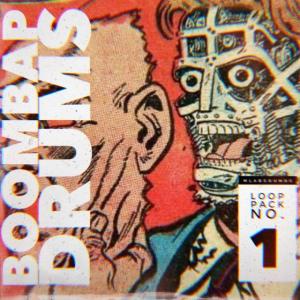 boombap drum loops - pack 1