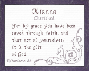 name blessings - kianna