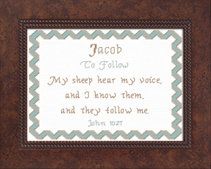 name blessings - jacob 3