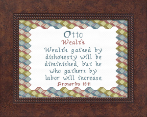 name blessings - otto