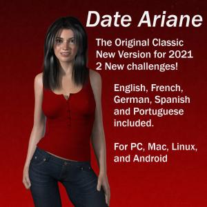 date ariane for mac