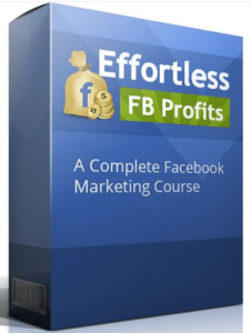 effortless facebook profits