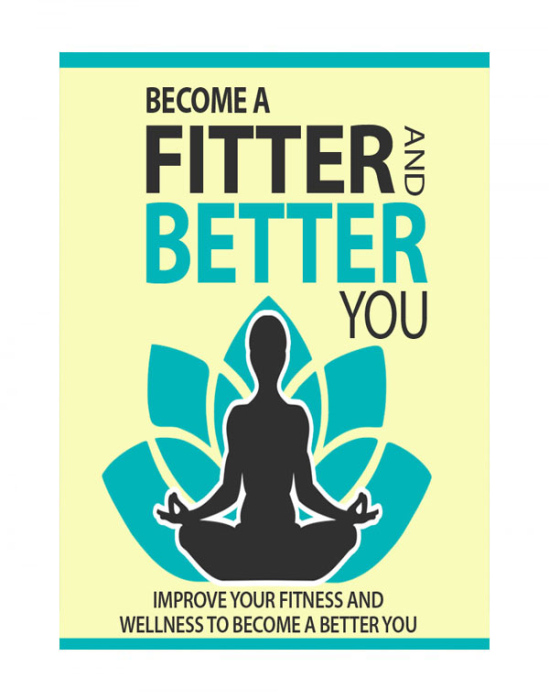 First Additional product image for - Become a Fitter And Better You