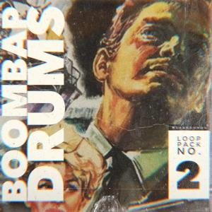 boombap drum loops - pack 2
