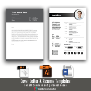 cover letter & resume templates