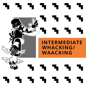intermediate whacking/waacking featuring the pose (posing) with music by c minor