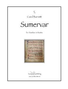 sumervar score & parts
