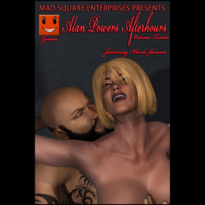 alan powers afterhours: volume 12