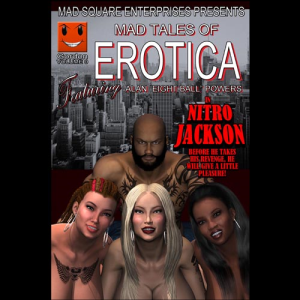 mad tales of erotica - volume 9