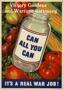 The Patriotic Garden - Victory Gardens and Wartime Rationing Graphics | Other Files | Graphics