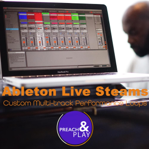there's a storm out on the ocean - ableton live files