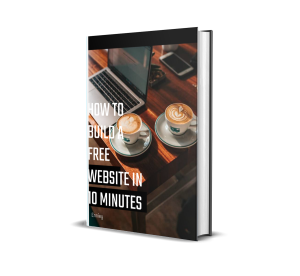 how to build a free website in 10 minutes