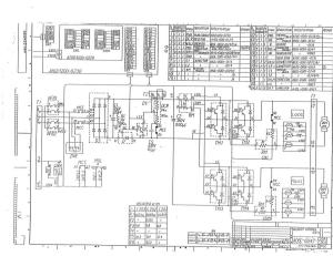 fanuc dc servo unit m series dual axes a06b-6047-h20x (full schematic circuit diagram)