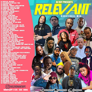 dj roy presents relevant dancehall mix [jan 2021]