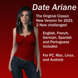 date ariane 2021 patch for hd
