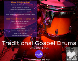 traditional drums volume 1