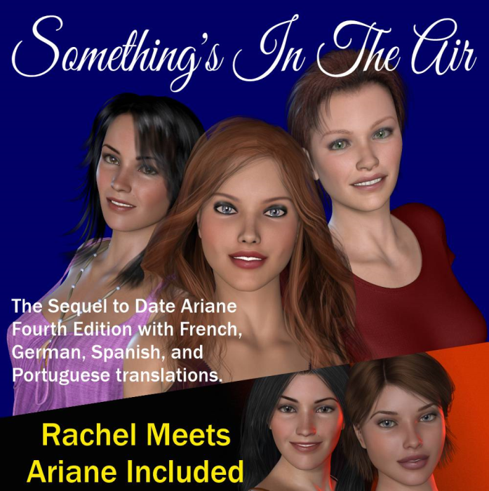 First Additional product image for - Something's In The Air for Android