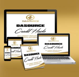 DaSource Credit Hacks | eBooks | Business and Money