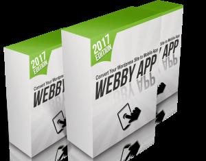 webby app (rr)