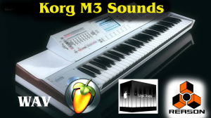 korg m3 full sound library 53gb