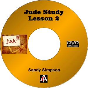 Jude Lesson 2 (MP3) | Movies and Videos | Religion and Spirituality