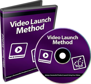 video launch method - plr