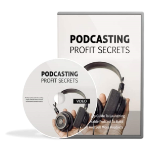 podcasting profit secrets upgrade package - mrr