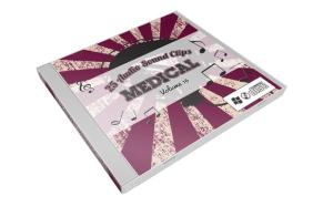 stock audio sound clips volume 16 – medical - plr