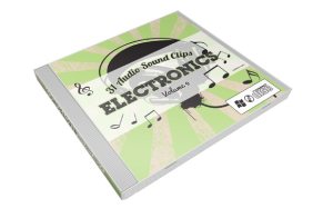 stock audio sound clips volume 9 – electronics plr
