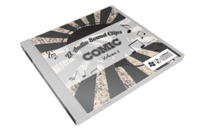 stock audio sound clips volume 8 – comic plr