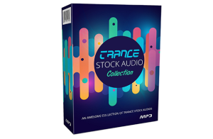 trance stock audio collection-plr