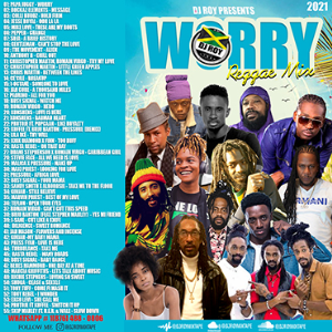 dj roy presents worry lovers 7 roots reggae mix 2021