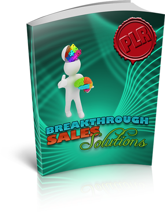 First Additional product image for - Breakthrough Sales Solutions