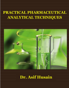 Practical Pharmaceutical Analytical Techniques | eBooks | Science