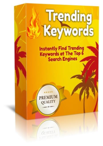Trending Keywords WordPress Plugin | Software | Add-Ons and Plug-ins