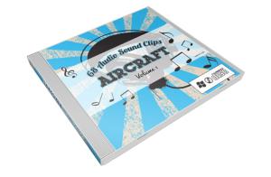 Stock Audio Sound Clips Volume 1 – Aircraft-PLR | Music | Soundbanks