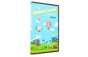 the big ambient sounds collection edition 2-plr