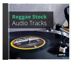 reggae stock audio tracks-mrr