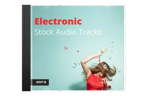 electronic stock audio tracks-mrr