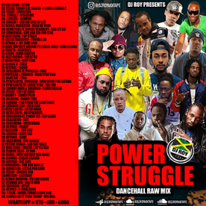 dj roy power struggle dancehall mix [feb 2021]