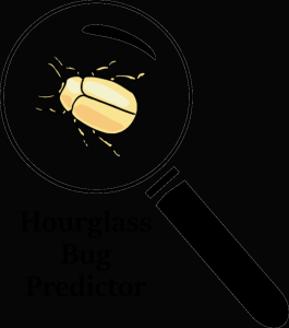 hourglass bug predictor