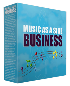 music as a side business
