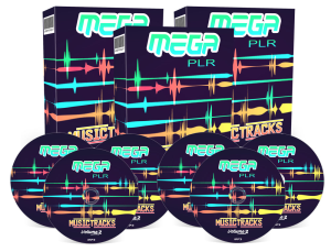 Mega PLR Music Tracks Volume 2 | Music | Backing tracks